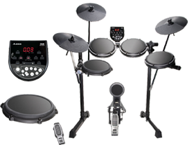 Alesis Electronic Percussion at SmartDJ.com for Value and Quality like nowhere else.