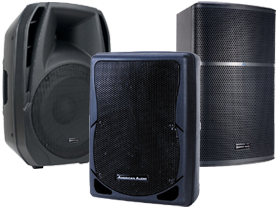 American Audio Speaker Systems