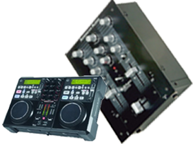 American DJ- DJ Equipment - Media Players & Mixers at SmartDJ.com