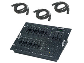 American DJ Lighting Packages DMX Light Controllers at SmartDJ.com