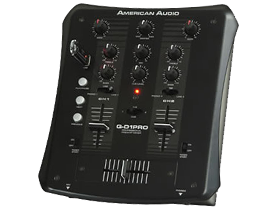 American Audio Table Top Mixers
