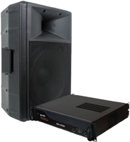 DJ Systems Amplifiers & Speakers