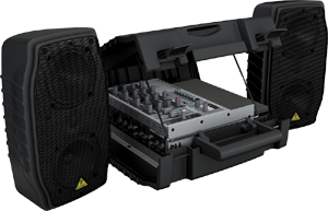 Pro Audio PA Package Systems