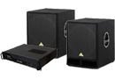 Subwoofers & Amplifiers