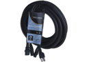 XLR & AC Power Combo Cables