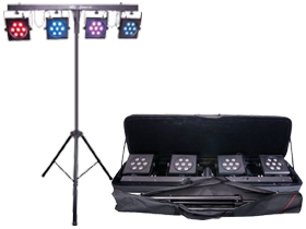 Welcome to Chauvet Lighting and Systems here at SmartDJ.com