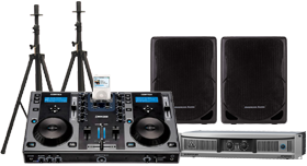 Complete DJ Systems<