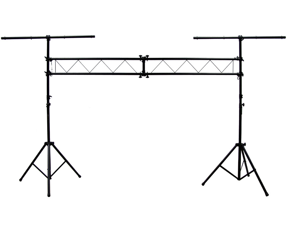Dj Or Band Portable Lighting Fixture With 10 Foot Tripod T