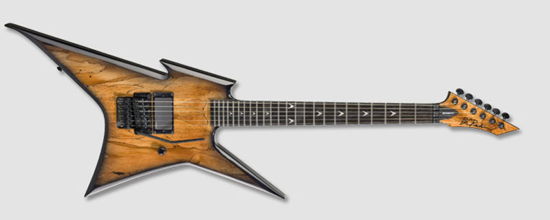 ironbird pro bc rich electric guitar w emg pickup spalted maple finish ibpsm bcr ibpsm. Black Bedroom Furniture Sets. Home Design Ideas