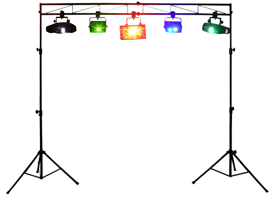 Odyssey ltmts8 8 39 wide portable lighting truss system ltmts8 for Truss package cost