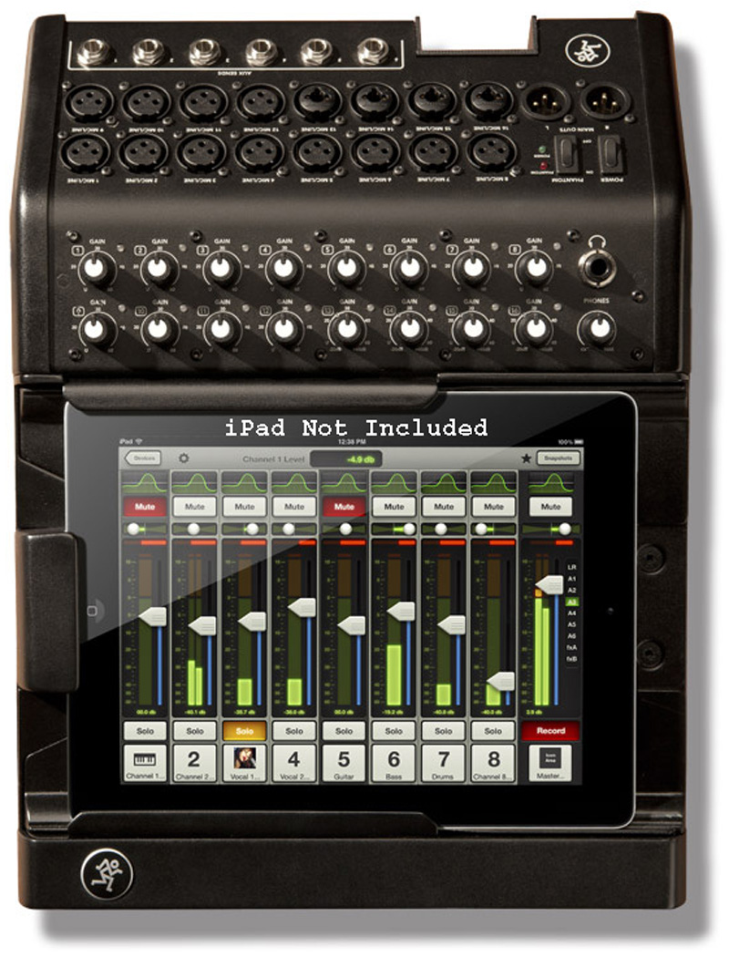 mackie dl1608 pro audio live sound 16 channel mixer with ipad wireless control mackie12 dl1608. Black Bedroom Furniture Sets. Home Design Ideas
