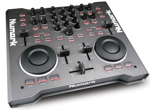 Numark STEALTH CONTROL Professional Mixer Controller with