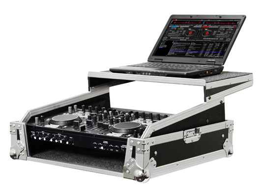 Front Load Mixer ~ Odyssey fzgs cdmix flight zone glide style case for any dj