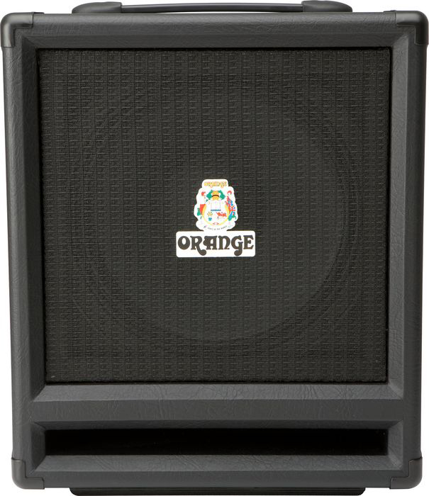 Orange Amps Sp212 Black Smartpower 2x12 Ported Isobaric Bass