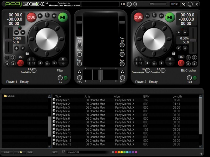 Dj media player download for pc