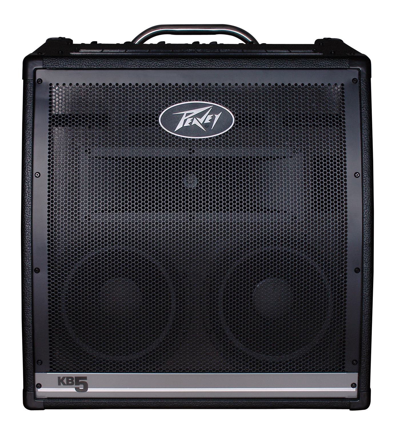 peavey kb 5 pro audio pa system keyboard amplifier with two 10 39 speakers horn pev13 573260. Black Bedroom Furniture Sets. Home Design Ideas