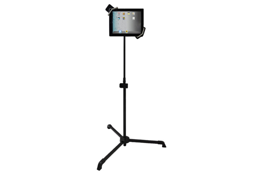 Pyle Pmkspad2 Tripod Stand For Ipad Android Kindle Tablet