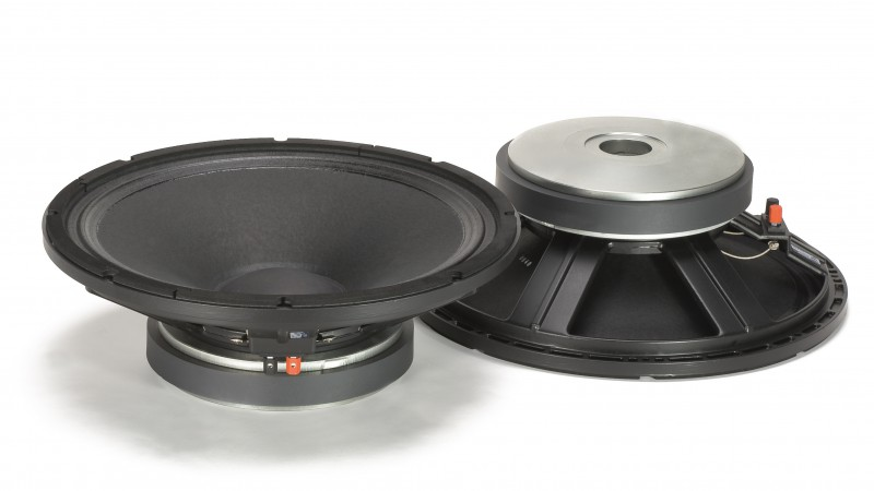 RCF L15/554K 15-Inch Mid-Bass Woofer w/ 1200W Continuous
