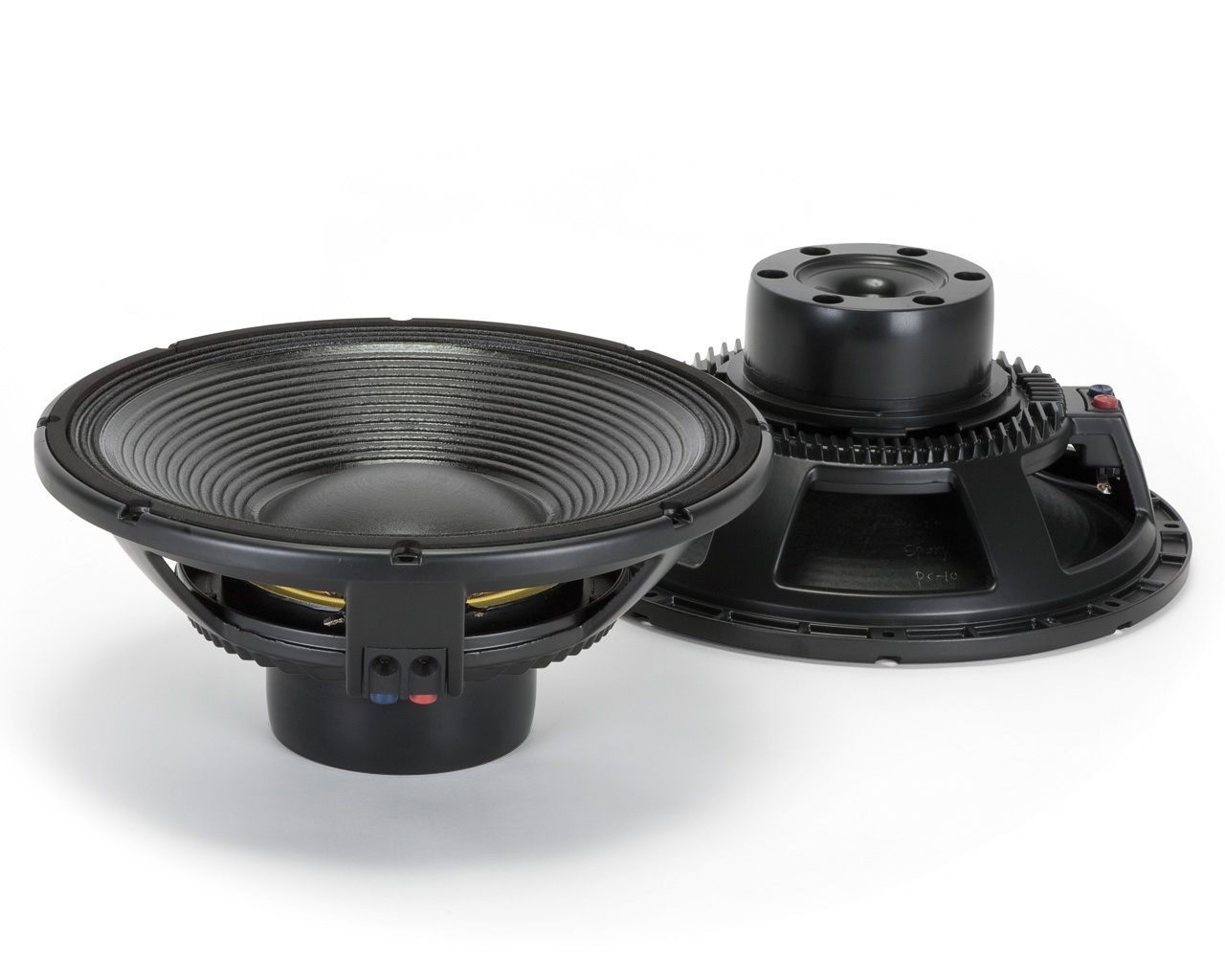 RCF LF18N451 18-Inch 3000W Woofer w/ Fiber Loaded Cone Assembly & T