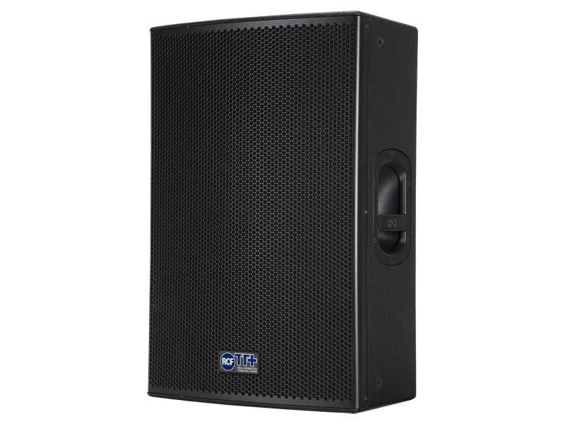 Rcf Tt25 Full Range High Output 2 Way Passive Speaker Dual