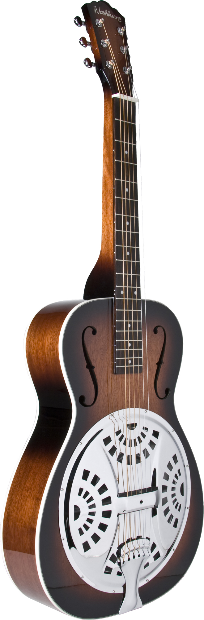 bluegrass guitar  Washburn R15S Bluegrass Acoustic - Electric Guitar Resonators ...