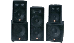 DJ Equipment Speakers & Subwoofers