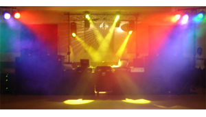DJ Lighting Fixtures