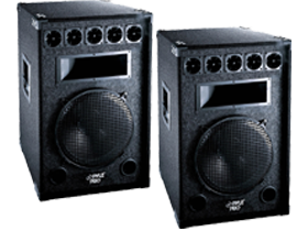18-inch PA Speaker Pairs here at SmartDj.com