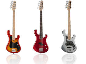Dean Hillsboro Series Bass Guitars available here at SmartDJ.com for Value and Quality like nowhere else.