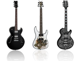 Dean Standard Series Guitars available here at SmartDJ.com for Value and Quality like nowhere else.