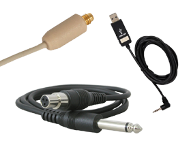 Galaxy Audio Hardware & Cables