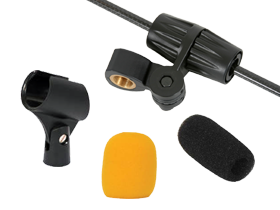 Galaxy Audio Mic Accessories