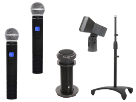 Galaxy Audio Microphones