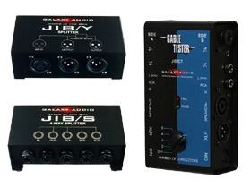 Galaxy Audio Signal Processors