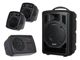 Galaxy Audio PA Systems