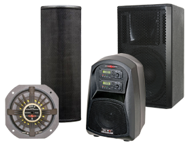 Galaxy Audio Speakers & Subwoofers