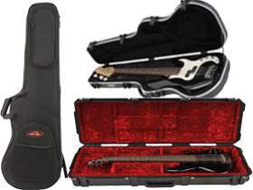 Musical Instrument Bass Guitars-Gig Bags & Cases only here at SmartDJ.com