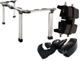 Electronic Drum Racks and Stands