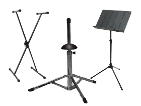 Instrument Stands and Accessories