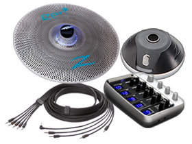 Electronic Drum Cymbals and Components