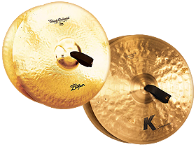 17-Inch Hand Cymbals
