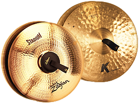 19-Inch Hand Cymbals