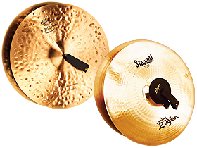 20-Inch Hand Cymbals