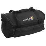 """Arriba AC140 23"""" L x 10.5"""" W x 10.5"""" H Universal Mobile Lighting Fixtures Padded Soft Case"""