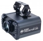 American DJ GOB548 Gobo Projector LED Bright White 10W LED indoor Gobo Projector w/ High Quality Optics