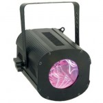 American DJ LED VISION 4-Channel Moonflower Fixture w/ Display & 3 Button Menu