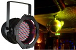 American DJ P64 LED PLUS w/ Master/Slave Operation & Large palette of colors w/ smooth RGB
