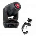 American DJ PLATINUM PROFILE 35 PRO Spot Series 800W Beam Moving Head Lighting Fixture with Truss Clamp