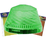 American DJ CITY DOME Green City Flash Lamps Domes for SF-1 & SF-2
