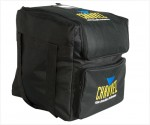 Chauvet DJ CHS-40 Soft-Sided Transport Bag Fits Many Fixtures with Removable Divider